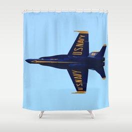 Blue Angels #6 Shower Curtain