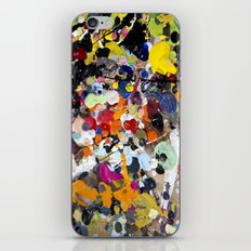 Palette. In the original sense of the word. iPhone & iPod Skin