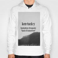 kentucky Hoodies featuring Kentucky by KimberosePhotography