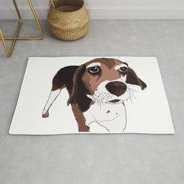 Beagle Dog Rug