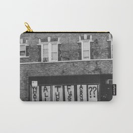 Urban Thoughts Carry-All Pouch