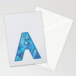 Starts with A Stationery Cards