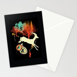 African Life Stationery Cards