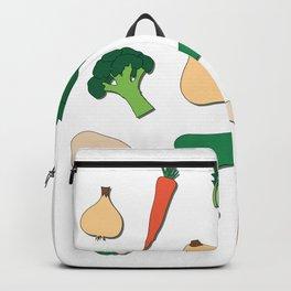 Simple Vegies Backpack