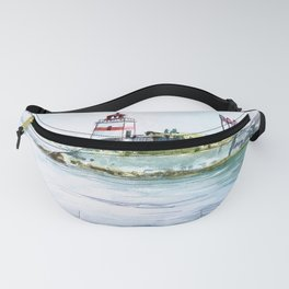 Stanley Park Vancouver Canada Fanny Pack