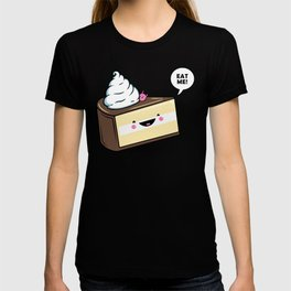 Eat Me! - Wonderland Kawaii Cake T-shirt