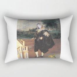 Portrait of the Artist as a Young Man Rectangular Pillow