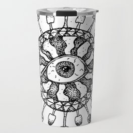 Not all that is gold glitters  Travel Mug