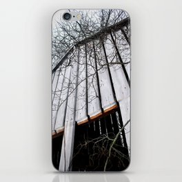 Up, up, up, up iPhone Skin