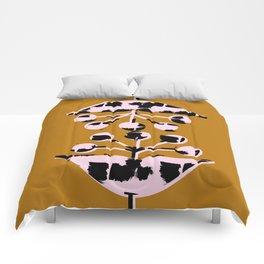 Seed Heads Comforters