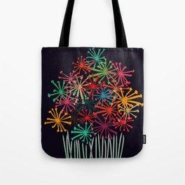 Flower Bouquet Tote Bag