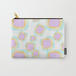 Fair Retro Pattern Carry-All Pouch