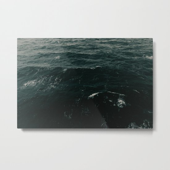 An Ocean between Us Metal Print