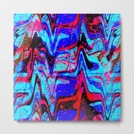 RHYTHM & BLUES Metal Print