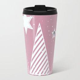 Stars forest Travel Mug