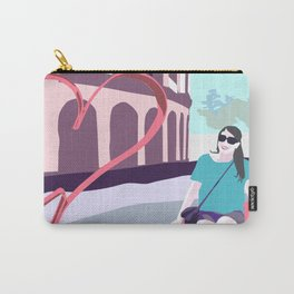 Romantic trip Carry-All Pouch