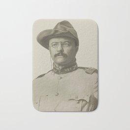 Colonel Theodore Roosevelt Bath Mat