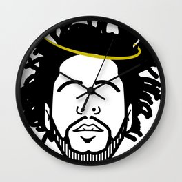 Born Sinner Wall Clock