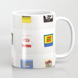 Vintage Matchbooks Coffee Mug