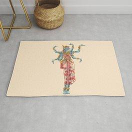 Thaï Dancer Rug