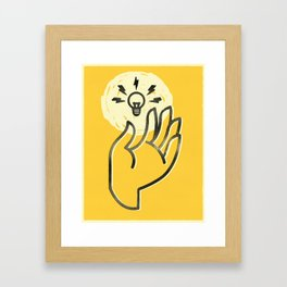 Invention Framed Art Print