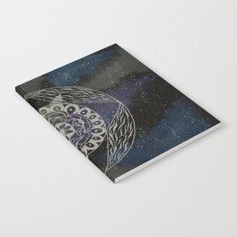 Spacey Dreams Notebook