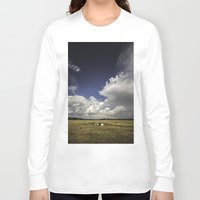 oklahoma Long Sleeve T-shirts featuring Oklahoma by Tanner Albert