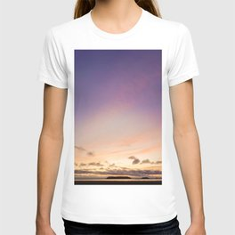 Colorful Sky at Sunset T-shirt