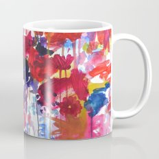 Floral Drip Mug
