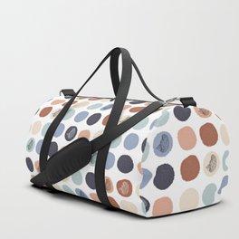 Vintage Brains – Color  Duffle Bag