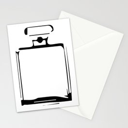 """"""" Nowhere Collection"""" - Minimal Perfume Bottle Print Stationery Cards"""