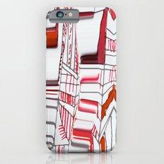 City sketches Slim Case iPhone 6s