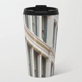 Column by Column in Soho Travel Mug