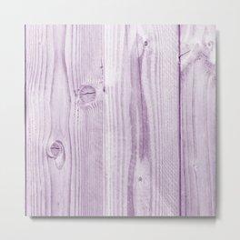Violet wood | bois violet Metal Print