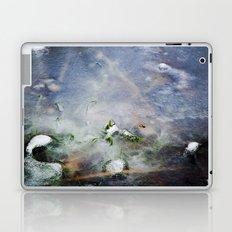 frozen lakes Laptop & iPad Skin
