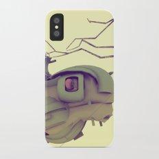 CYBORG CAMALEON Slim Case iPhone X