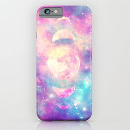 Tales Of The Moon iPhone Case