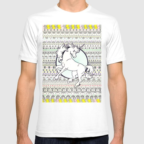 Unicorn Party T-shirt