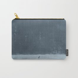 Lost on the Lake Carry-All Pouch