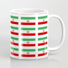 flag of iran 2- Persia, Iranian,persian, Tehran,Mashhad,Zoroaster. Coffee Mug