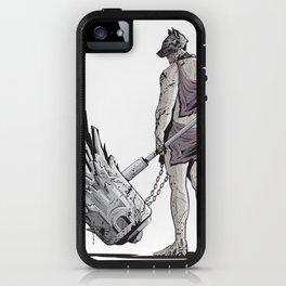 """THE CHAIN BREAKER"" iPhone Case"