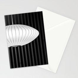 Geometric Glow Stationery Cards