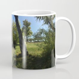 Calm and Quiet Coffee Mug
