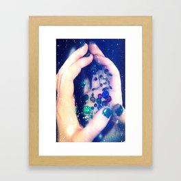 You are Magical, Inside Framed Art Print