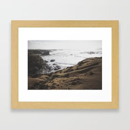 in every direction Framed Art Print