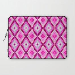 Kilim pink Moroccan print //Moroccan rug Laptop Sleeve