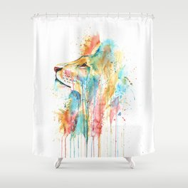 Lion - Aslan Shower Curtain