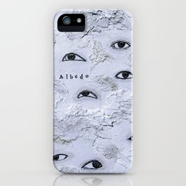 Albedo iPhone Case
