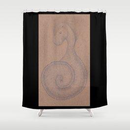 Specimen #2b (roly) Shower Curtain