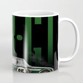 MGB GT Competition Coffee Mug